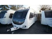 2021 Swift Elegance 565 New Caravan