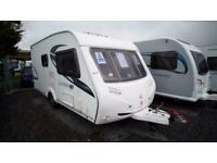 2010 Sterling Eccles Topaz Used Caravan