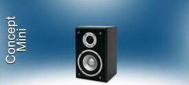 Eltax Passive Studio Monitors. Brilliant Detailed Sound