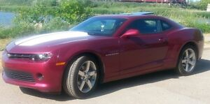 2014 Chevrolet Camaro Coupe (2 door)
