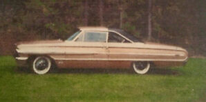 1964 Ford Galaxie 500 XL 2DR Hardtop