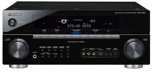 Pioneer VSX-1018AH-K 7.1 Channel A/V Receiver like new