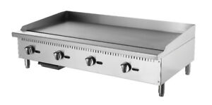 Commercial Restaurant Griddle Heavy Duty Counter Top