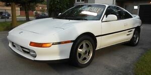1993 Toyota MR2 very low mileage