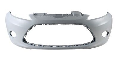 Ford Fiesta 2008 2013 Front Bumper With Fog Holes