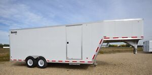 2015 Mission Trailers MEG 8.5X28