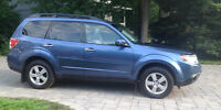 2010 Subaru Forester Touring SUV, Crossover