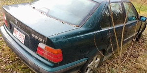 1997 BMW 328i ( complete running parts car)