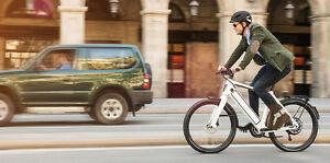 Boutique Vélos électriques Stromer, Felt, Solex à Montréal