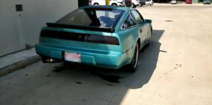 1988 Nissan 300zx - parts car