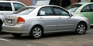 2007 Kia Spectra - LOW MILEAGE   *115,000KM