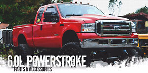 2003 to 2007 6.0L Powerstroke Synthetic Oil and Filter Package