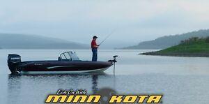 moteur a bateaux minn kota c2 30 trolling motor éléctrique