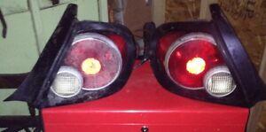 Neon Taillights