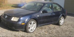 2000 VW Jetta TDI