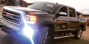CHEVY SILVERADO LED HEADLIGHT
