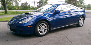 2000 Toyota Celica GT Etested