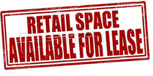 Looking to Lease Space for your Restaurant or Shop? We can help!