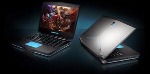 Alienware 14 à vendre, veuillez lire la description s.v.p. 800$