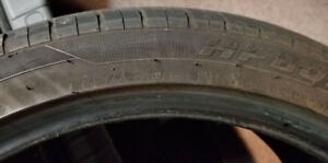 Full set of Hi-Fly performance tires for sale. 225/40R18 92W XL