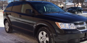 2011 Dodge Journey with safety & e-test