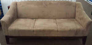 Modern Microfiber Couch