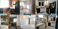MCM home renovations & cabinetry services