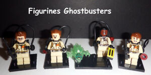 Figurines Ghostbuster