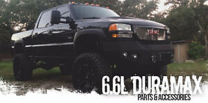 GM 2004.5-2005 DURAMAX 6.6L Synthetic Oil & Filter Package