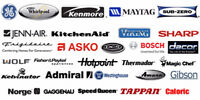 45$ appliance service and diagnostic same day service