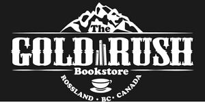 Rossland, BC has a new Bookstore! The Gold Rush