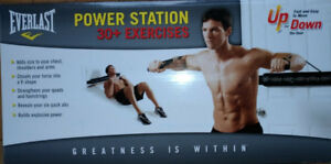 """Everlast"" Power Station with 30+ Exercises – NEW!"