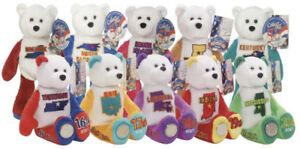 Limited Treasures Coin Bears – State Quarter Bears