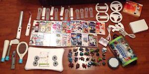 Wii, Jeux Wii, Skylanders, accessoires