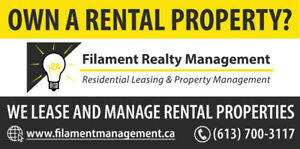 Residential Leasing & Property Management Services in Ottawa