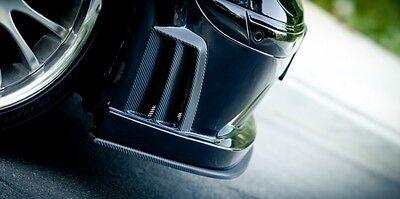 Spoilerlippe Frontspoiler CARBON für Mercedes CLK W209 AMG Black Series **