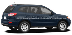 2011 Hyundai Santa Fe 2.4L 4 cyl. AWD