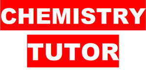 CHEMISTRY TUTOR PRIVATE HELP ONE ON ONE LAB REPORTS HELP WEEKLY