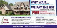 ROOFING INSTALLATIONS ...BOOK TODAY INSTALL WITHIIN A WEEK