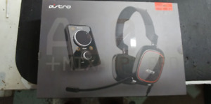 Astro Gaming A30 Circumaural Wired Headset + MixAmp Pro