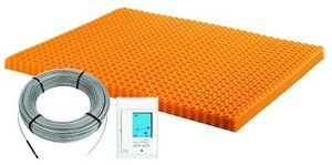 Schluter-DITRA-HEAT-E-KIT - 40 & 56 squ foot sizes available