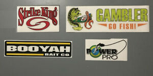 Bass Boat Graphics & Logo Decals - ZDecals
