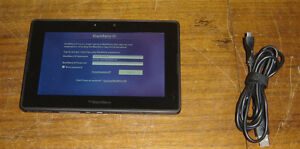 Blackberry Playbook 4G LTE 32GB with USB Charging Cable