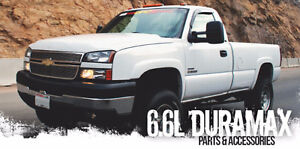 GM 2006-2007 Duramax 6.6L LLY/LBZ Synthetic Oil & Filter Package