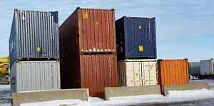 Excellent Shape Shipping and Storage Containers - 20' & 40' Belleville Belleville Area image 3