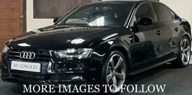 image for 2014 Audi A4 2.0 TDI BLACK EDITION 4d 174 BHP Saloon Diesel Manual