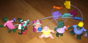 Dinosaurs tv 1991-1994 collectible toys