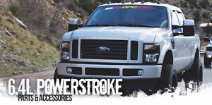 2008 - 2010 Ford Powerstroke 6.4L Synthetic Oil & Filter Package