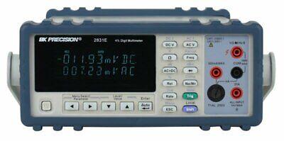 Bk 2831e 4 12 Digit True Rms Bench Digital Multimeter