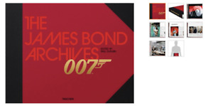 NEW SEALED 600PAGE James Bond BOOK